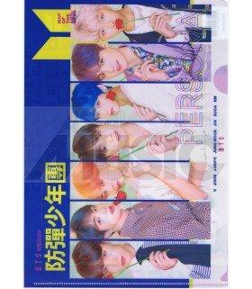 BTS - Porte-Document Double Cover 028