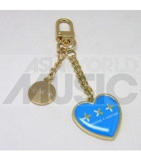 TXT - Porte-clés Coeur