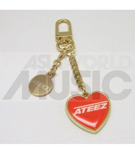 ATEEZ - Porte-clés Coeur