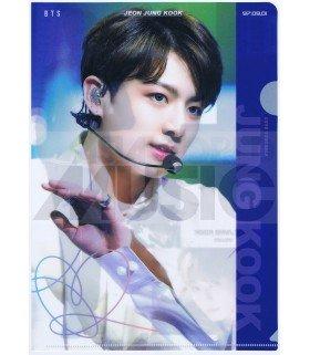 Jungkook (BTS) - Porte-Document Double Cover 008