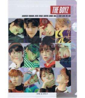 THE BOYZ - Porte-Document Double Cover 001
