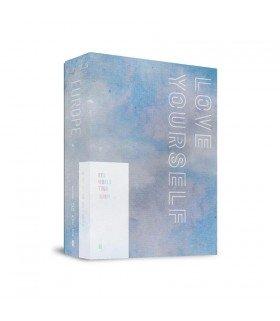 BTS (방탄소년단) BTS WORLD TOUR 'LOVE YOURSELF' EUROPE (2DVD)