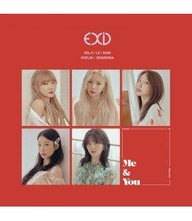 EXiD (이엑스아이디) Mini Album - We (édition coréenne) (Poster Offert*)