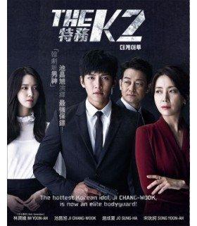 THE K2 (더 케이투) Coffret Drama Intégrale (5DVD) (Import)