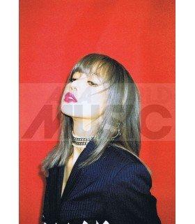 Poster L - LISA (BLACKPINK) 002