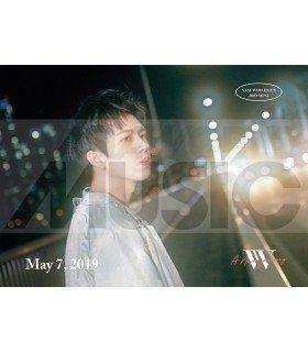 Affiche officielle Nam Woo Hyun - A New Journey (Poster A)