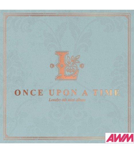 Lovelyz (러블리즈) Mini album Vol. 6 - Once Upon A Time (édition limitée coréenne)