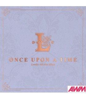 Lovelyz (러블리즈) Mini album Vol. 6 - Once Upon A Time (édition coréenne)