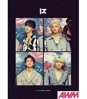 IZ (아이즈) Single Album Vol. 1 - RE:IZ (édition coréenne)