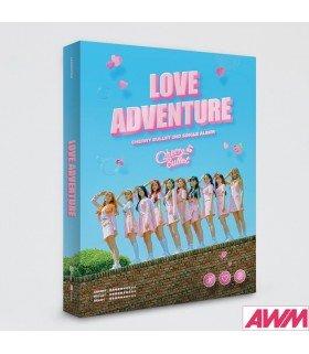 Cherry Bullet (체리블렛) Single album Vol. 2 - Love Adventure (édition coréenne)