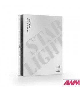 ASTRO (아스트로) The 2nd ASTROAD to SEOUL - STAR LIGHT (2DVD+PHOTOBOOK) (édition coréenne)