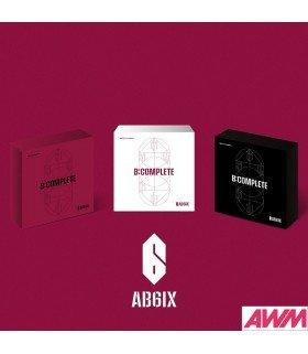 AB6IX (에이비식스) 1st EP Album - B:COMPLETE (édition coréenne)