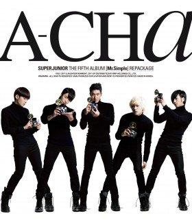 Super Junior Vol. 5 - A-CHA (Repackage)