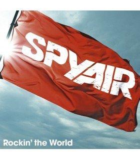 SPYAIR - Rockin' the World (2CD) (édition coréenne)