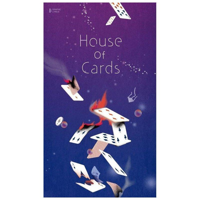 GRAPHIC LYRICS Vol.3 [House Of Cards