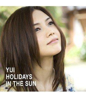YUI - Holidays In The Sun (édition coréenne)