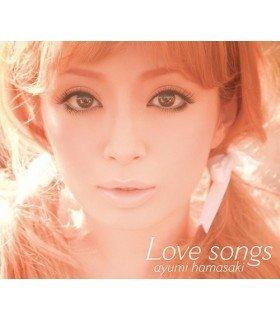 Ayumi Hamasaki - Love Songs (ALBUM+DVD / Jacket A)(édition japonaise)