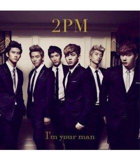 2PM - I'm your man (SINGLE+PHOTOBOOK) (Version B) (édition limitée Taiwan)