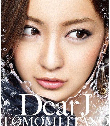 Tomomi Itano - Dear J (SINGLE+DVD / Type C)(édition japonaise)