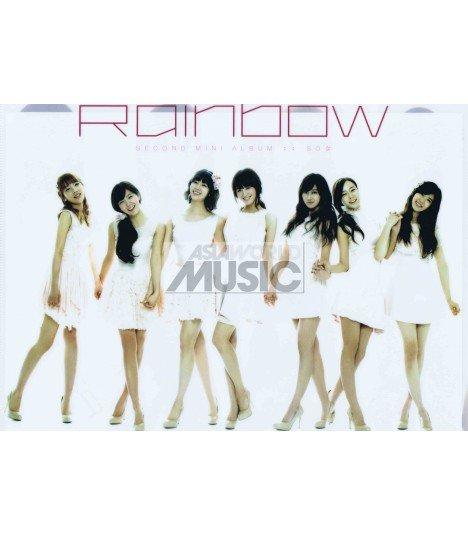 Porte-Document Double Cover RAINBOW (2nd mini album : so 女)