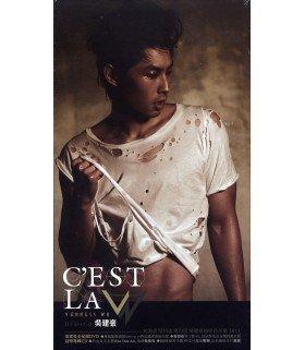 """Vaness Wu - C'est La """"V"""" (ALBUM+DVD) (édition Taiwan)"""