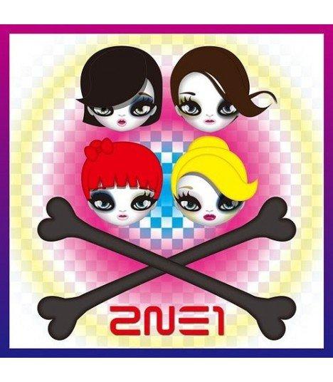 2NE1 - NOLZA (édition normale japonaise)