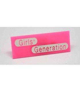 Badge Nominatif Girls' Generation 001
