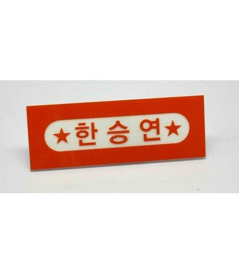 Badge Nominatif KARA (HAN SEUNGYEON)