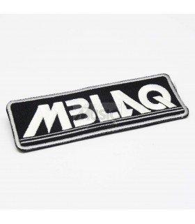 Badge en tissu brodé MBLAQ