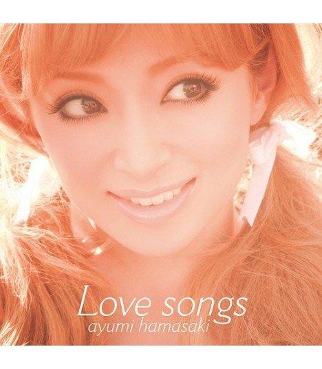 Ayumi Hamasaki - Love Songs (Jacket B)(édition japonaise)