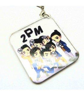 Strap en acrylique 2PM 001