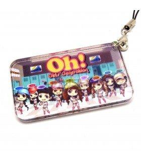 Strap en acrylique Girls' Generation Oh!