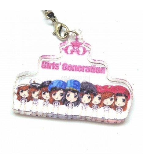 Strap en acrylique Girls' Generation 003
