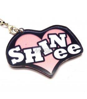 Strap en acrylique SHINee 004