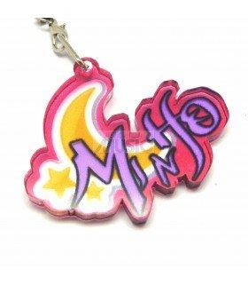 Strap en acrylique SHINee (MinHo) 002
