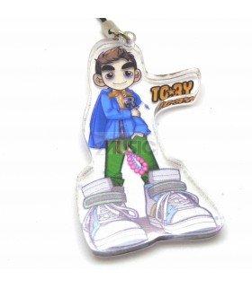 Strap en acrylique BigBang Seungri 002