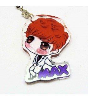 Strap en acrylique TVXQ (Max) 004