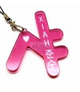 Strap en acrylique TVXQ (Xiah) 001