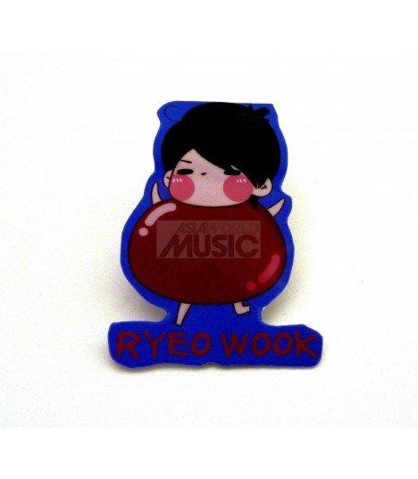Badge K-Design Super Junior (RyeoWook) 001
