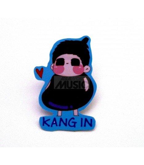 Badge K-Design Super Junior (KangIn) 001