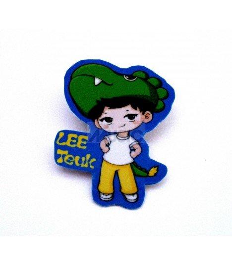Badge K-Design Super Junior (LeeTeuk) 004