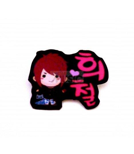 Badge K-Design Super Junior (HeeChul) 005