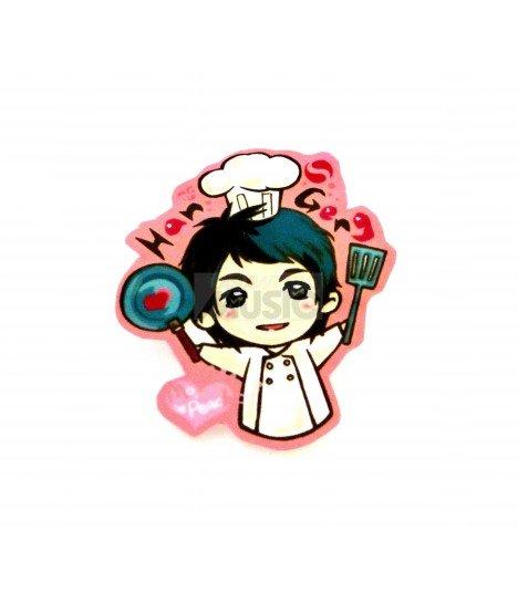 Badge K-Design Super Junior (HanKyung) 002