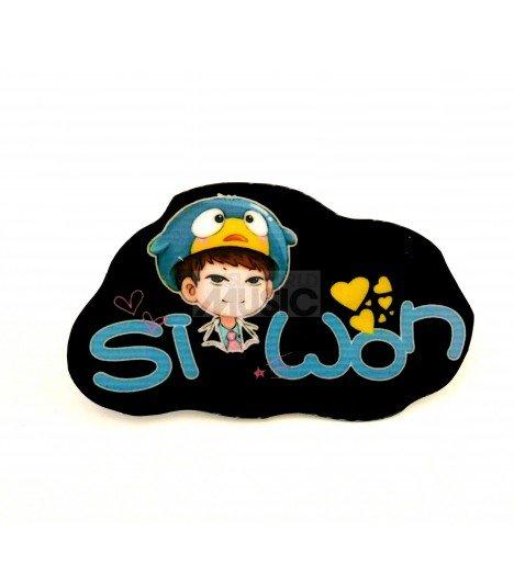 Badge K-Design Super Junior (SiWon) 003