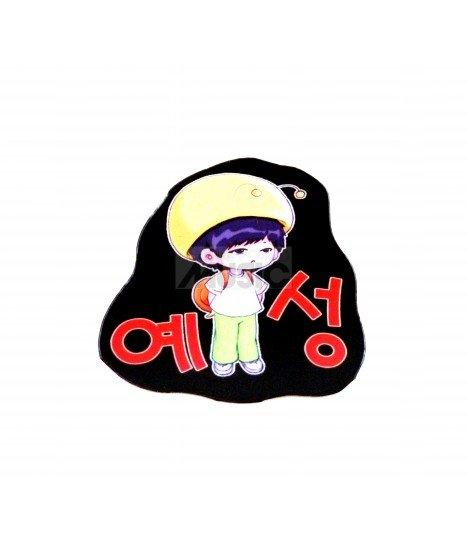 Badge K-Design Super Junior (YeSung) 004