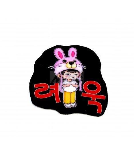 Badge K-Design Super Junior (RyeoWook) 005