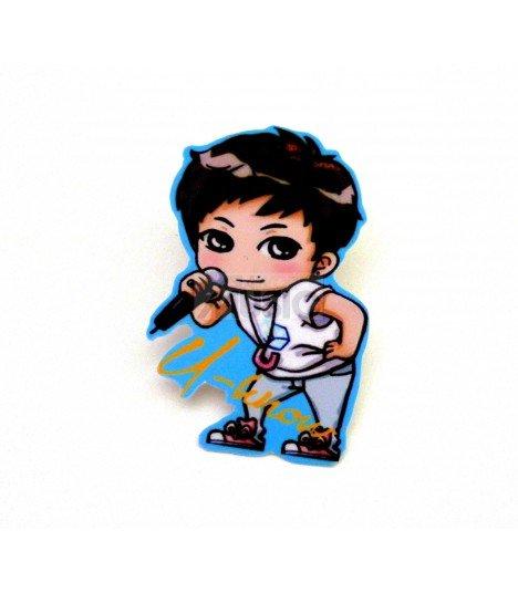 Badge K-Design TVXQ (U-Know) 005