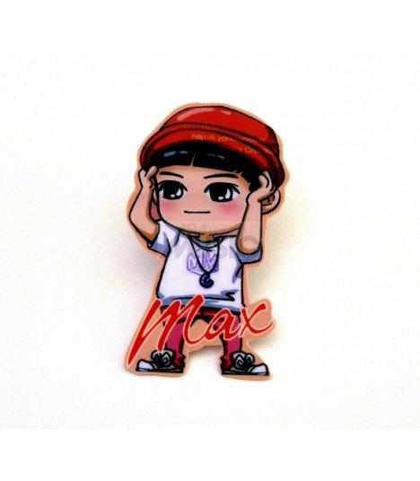 Badge K-Design TVXQ (Max) 004
