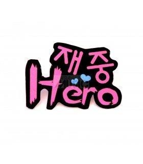 Badge K-Design TVXQ (Hero) 002