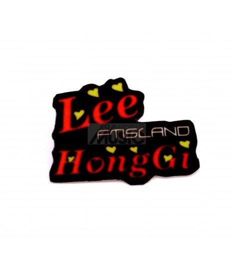 Badge K-Design Lee Honggi 003